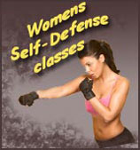 Women & Girls Self Defense Classes